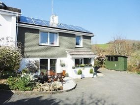 Pet Friendly Cottage Herodsfoot | Beatrice Cottage Cornwall dogs allowed